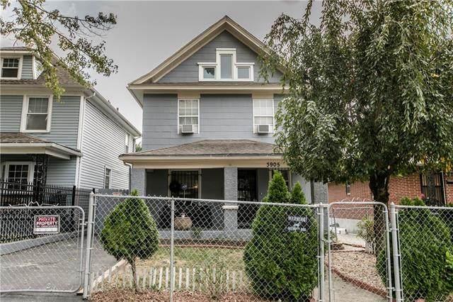 3905 Saint John Avenue, Kansas City, MO 64123 (#2348103) :: Tradition Home Group | Compass Realty Group