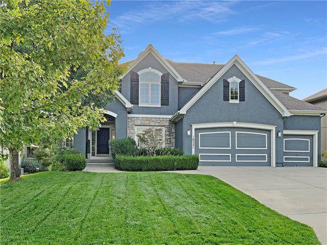 16321 Nieman Road, Overland Park, KS 66062 (#2348146) :: Audra Heller and Associates