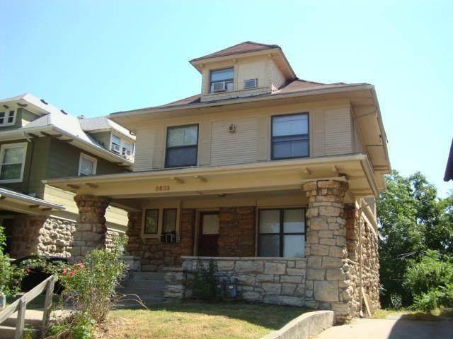 3633 Central Street, Kansas City, MO 64111 (#2348162) :: Eric Craig Real Estate Team