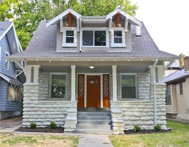 4139 S Benton Avenue, Kansas City, MO 64130 (#2348272) :: Tradition Home Group   Compass Realty Group
