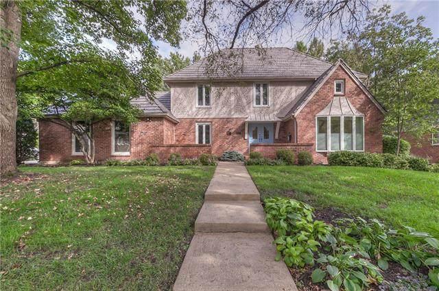3016 W 84th Place, Leawood, KS 66206 (#2348292) :: SEEK Real Estate