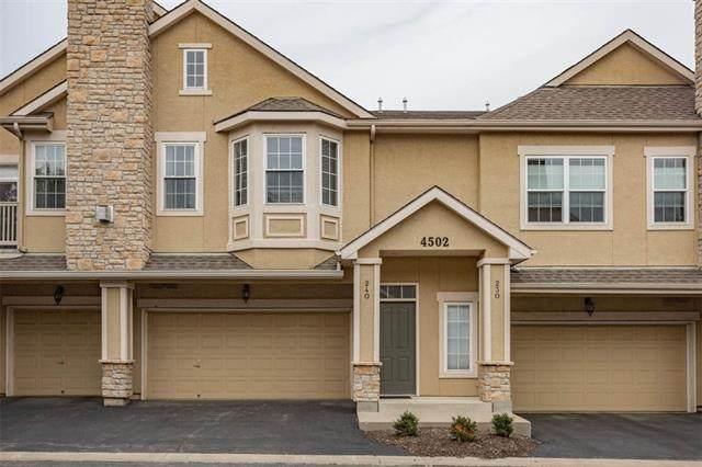 4502 W 159th Terrace #240, Overland Park, KS 66085 (#2348312) :: Austin Home Team
