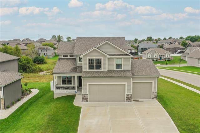 1299 NW Lindenwood Drive, Grain Valley, MO 64029 (#2348492) :: Ron Henderson & Associates