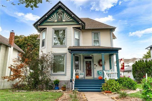 110 S Eddy Street, Fort Scott, KS 66701 (MLS #2349160) :: Stone & Story Real Estate Group
