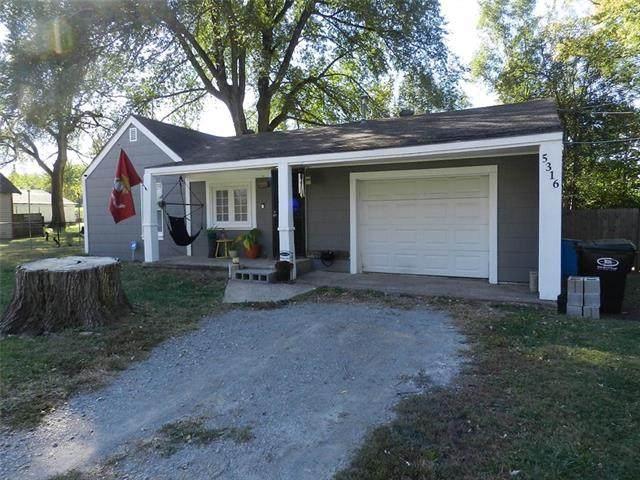 5316 Laurel Avenue, Raytown, MO 64133 (#2349203) :: The Kedish Group at Keller Williams Realty