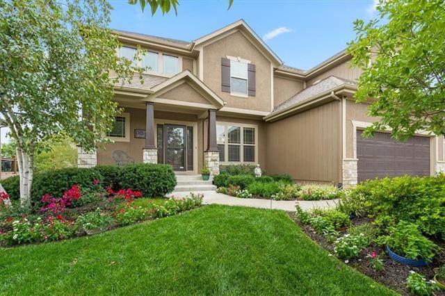 16524 S Marais Drive, Olathe, KS 66062 (#2349348) :: Ask Cathy Marketing Group, LLC