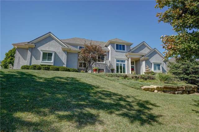15417 Ironhorse Circle, Leawood, KS 66224 (#2349389) :: Austin Home Team