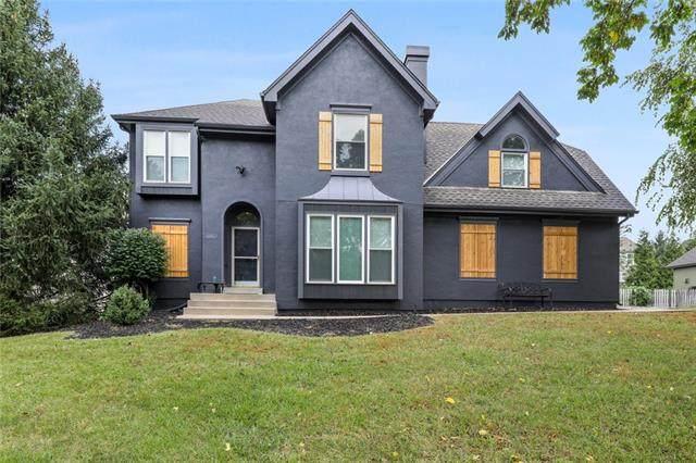 5812 W 155th Street, Overland Park, KS 66223 (#2349493) :: Audra Heller and Associates