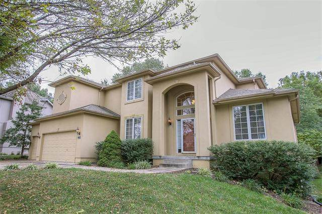 2258 SW Wall Street, Blue Springs, MO 64015 (#2349564) :: Five-Star Homes