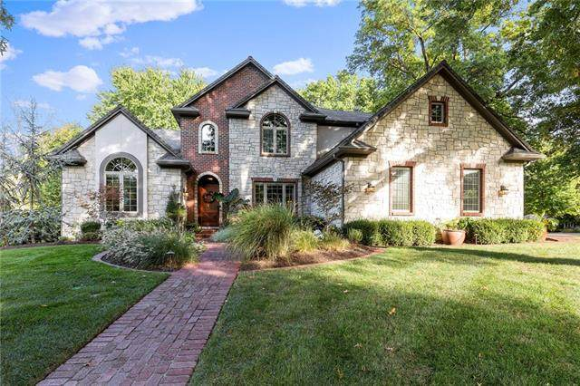 9133 High Drive, Leawood, KS 66206 (#2349608) :: Tradition Home Group | Compass Realty Group