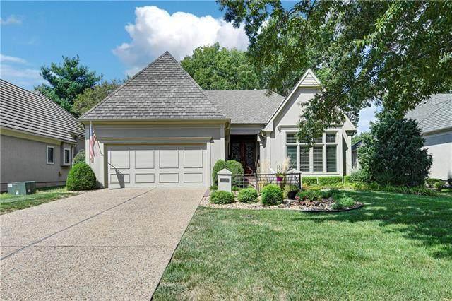 5256 W 115TH Terrace, Leawood, KS 66211 (#2349647) :: SEEK Real Estate