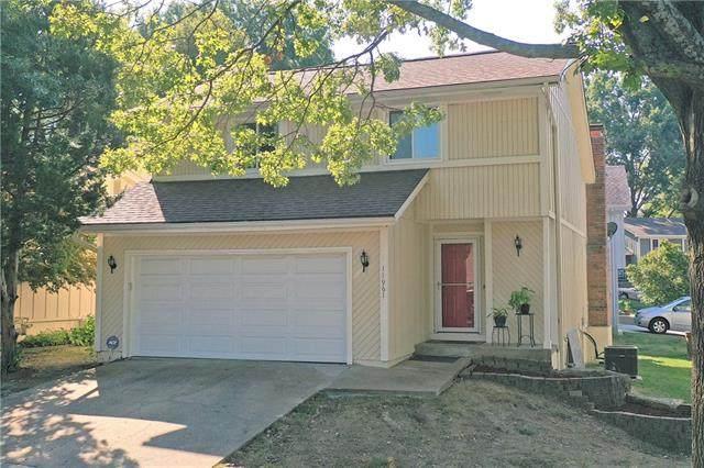 11961 W 66th Street, Shawnee, KS 66216 (#2349684) :: Five-Star Homes