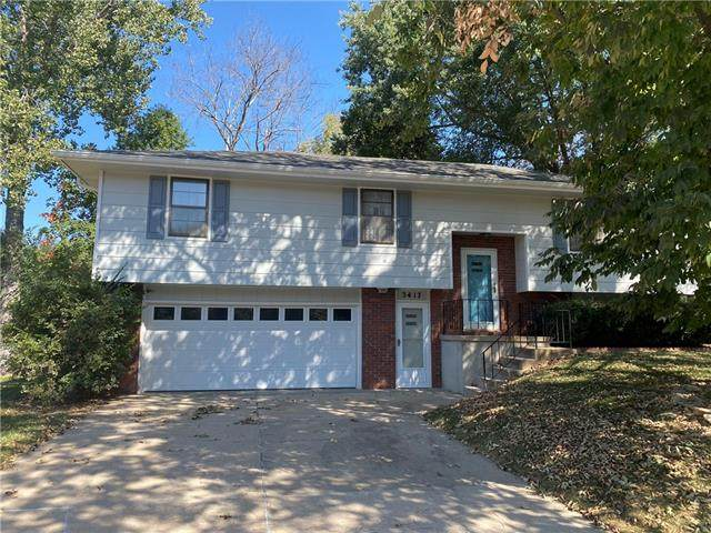 3417 N 36th Terrace, St Joseph, MO 64506 (#2349804) :: Five-Star Homes