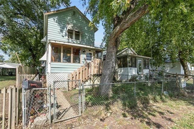 722 Pawnee Street, Leavenworth, KS 66048 (#2349844) :: Beginnings KC Team