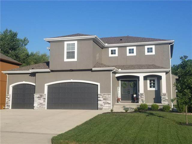 1837 SW Sage Canyon Road, Lee's Summit, MO 64082 (#2350074) :: Ask Cathy Marketing Group, LLC