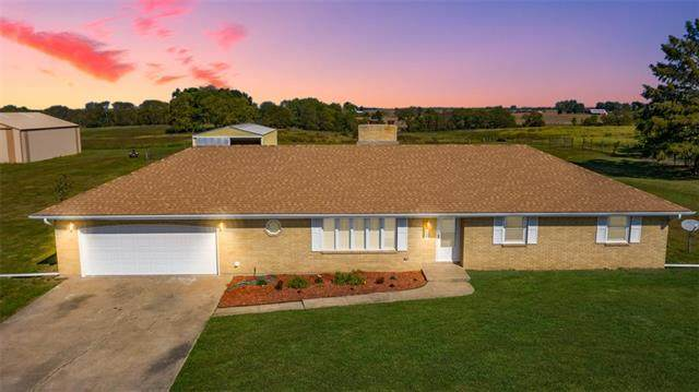 8520 SW Z Hwy Highway, Trimble, MO 64492 (#2350090) :: Five-Star Homes