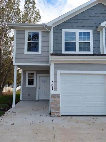 307 N 6 Terrace, Louisburg, KS 66053 (#2350278) :: Five-Star Homes