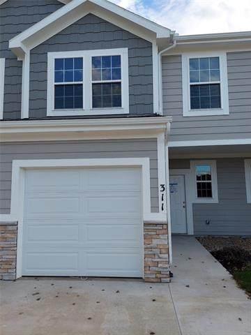 311 N 6 Terrace, Louisburg, KS 66053 (#2350286) :: Five-Star Homes