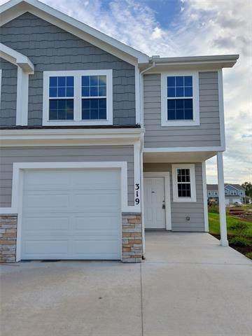 319 N 6 Terrace, Louisburg, KS 66053 (#2350295) :: Five-Star Homes