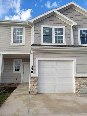 330 N 6 Terrace, Louisburg, KS 66053 (#2350297) :: Five-Star Homes