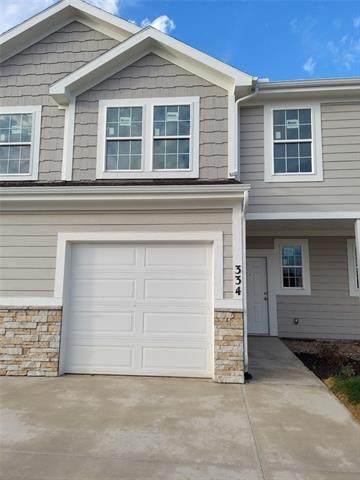 334 N 6 Terrace, Louisburg, KS 66053 (#2350300) :: Five-Star Homes