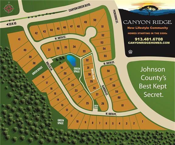 9807 Garden Street, Lenexa, KS 66227 (#2350312) :: Audra Heller and Associates