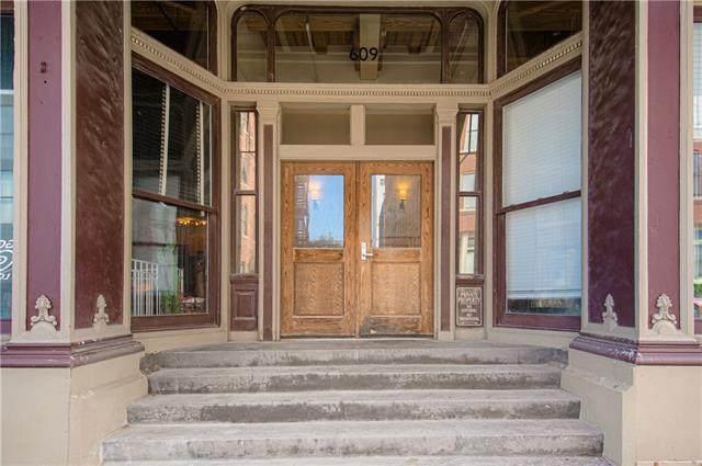 609 Central Street #1501, Kansas City, MO 64105 (#2350456) :: Five-Star Homes