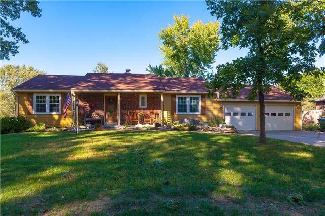 516 E Grace Terrace, Olathe, KS 66061 (#2350476) :: Five-Star Homes