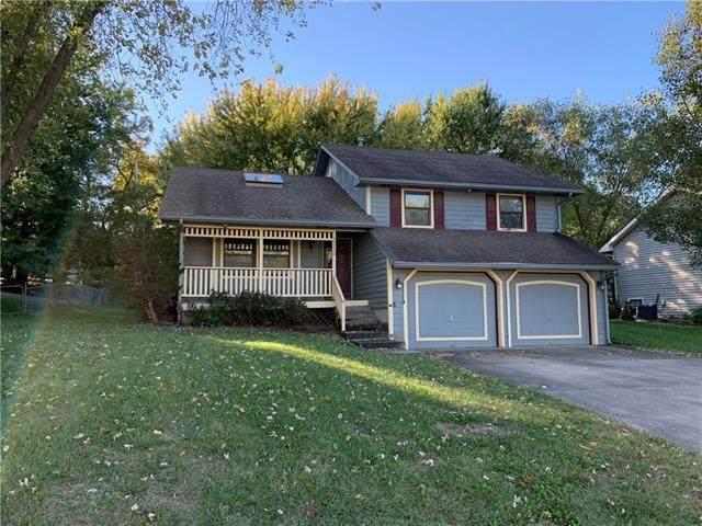 2212 S 16th Terrace, Leavenworth, KS 66048 (#2350529) :: Five-Star Homes