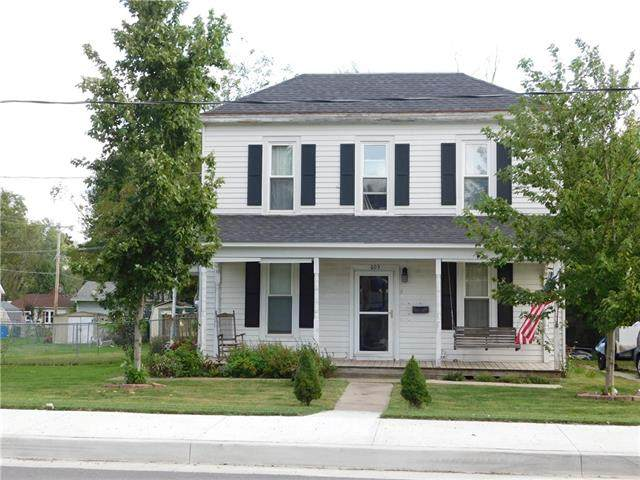 603 S Pine Street, Holden, MO 64040 (#2350569) :: Ask Cathy Marketing Group, LLC