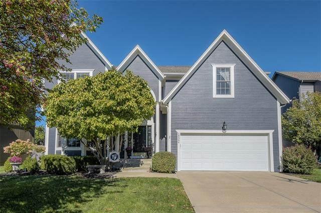 18564 W 153rd Terrace, Olathe, KS 66062 (#2350577) :: Five-Star Homes
