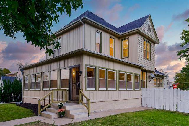 105 S Benton Boulevard, Kansas City, MO 64123 (MLS #2350679) :: Stone & Story Real Estate Group