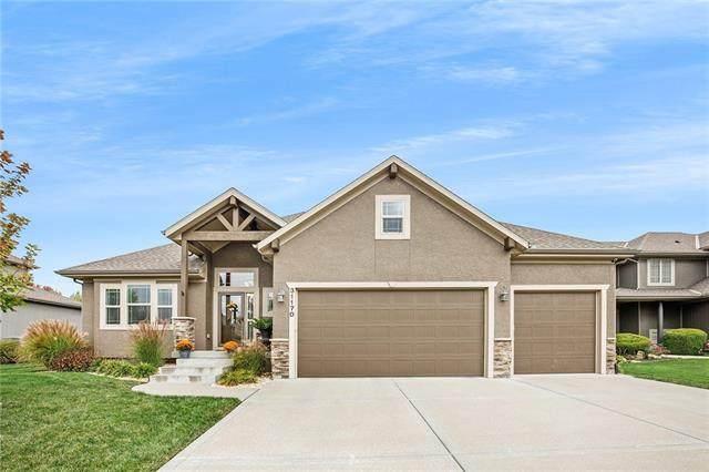 31170 W 166TH Terrace, Gardner, KS 66030 (#2350800) :: Team Real Estate