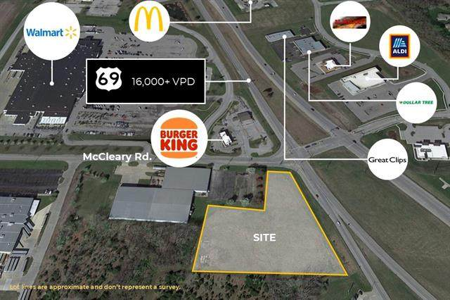 SEC Us-69 & Mccleary Road, Excelsior Springs, MO 64024 (#2350830) :: Audra Heller and Associates