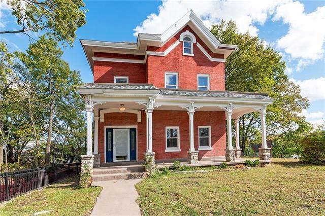 629 Tracy Avenue, Kansas City, MO 64106 (MLS #2350834) :: Stone & Story Real Estate Group