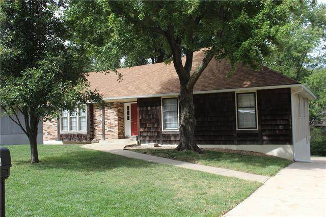 1816 N Lazy Branch Road, Independence, MO 64058 (#2350843) :: Beginnings KC Team