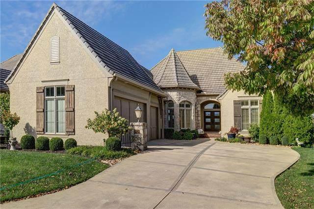 14104 Nicklaus Drive, Overland Park, KS 66223 (#2350850) :: Audra Heller and Associates