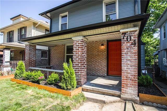 704 E 27th Terrace, Kansas City, MO 64109 (MLS #2350908) :: Stone & Story Real Estate Group