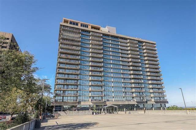 600 E Admiral Boulevard #108, Kansas City, MO 64106 (#2350918) :: Dani Beyer Real Estate