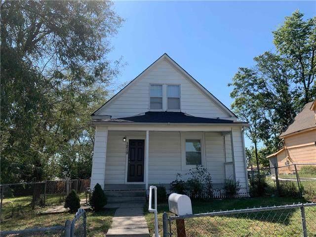1219 Sandusky Avenue, Kansas City, KS 66102 (#2350933) :: SEEK Real Estate