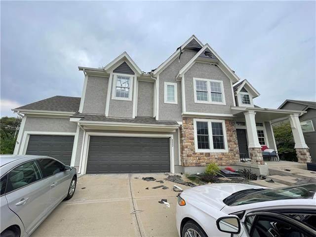 9602 N Ditzler Court, Kansas City, MO 64157 (#2350944) :: SEEK Real Estate