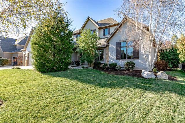 11208 W 163rd Street, Overland Park, KS 66221 (MLS #2350994) :: Stone & Story Real Estate Group