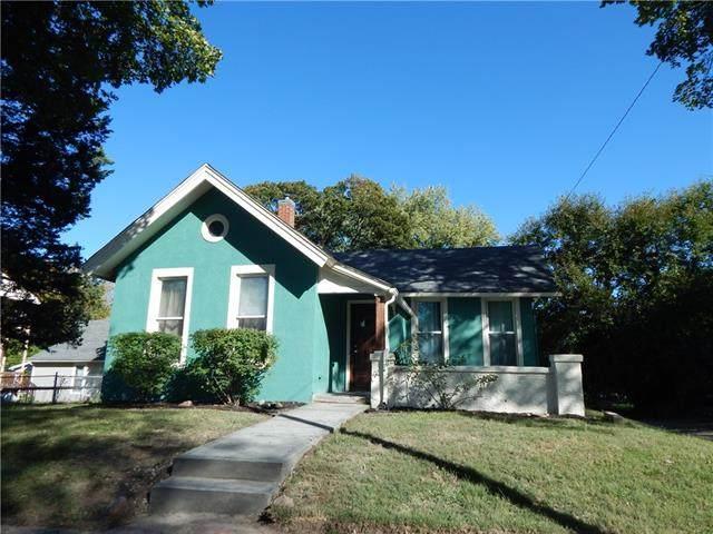1009 5th Avenue, Leavenworth, KS 66048 (#2350998) :: Five-Star Homes