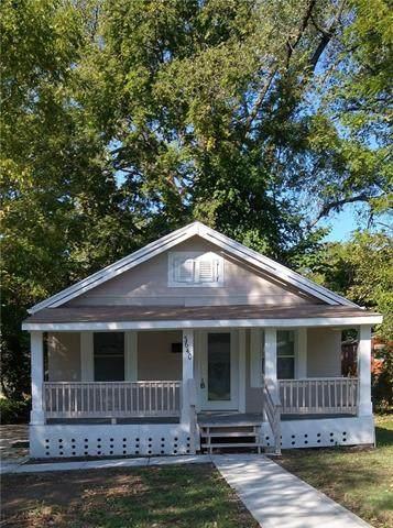 3640 Cleveland Avenue, Kansas City, MO 64128 (#2351102) :: Five-Star Homes