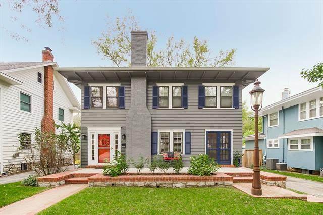 622 W 60th Terrace, Kansas City, MO 64113 (#2351233) :: Dani Beyer Real Estate