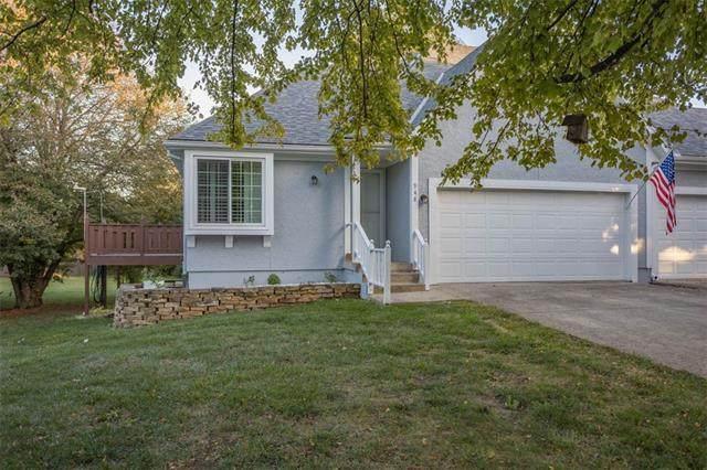 948 N Parker Terrace, Olathe, KS 66061 (#2351247) :: Audra Heller and Associates