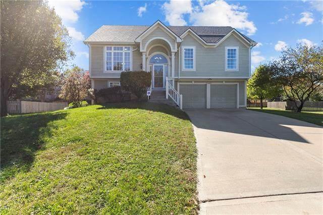 21443 W 119th Place, Olathe, KS 66061 (#2351250) :: Five-Star Homes