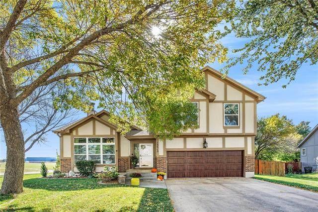 15515 W 140TH Terrace, Olathe, KS 66062 (#2351267) :: Five-Star Homes