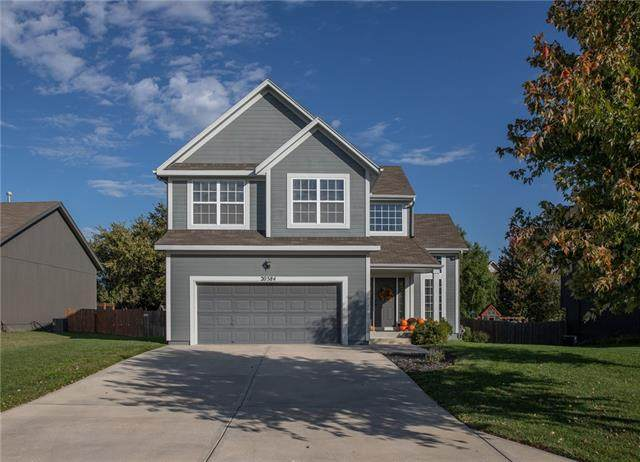 20584 W 125th Terrace, Olathe, KS 66061 (#2351336) :: Five-Star Homes