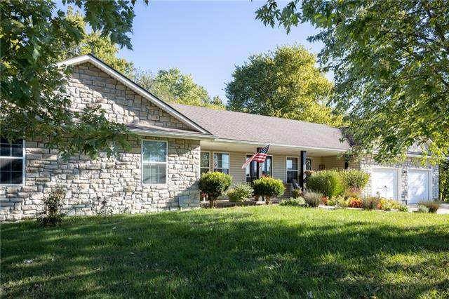 618 East State Rt. A Highway, Archie, MO 64725 (#2351390) :: Five-Star Homes